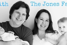Keep Up With The Jones Family Blog