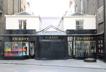 Pickett London; Our Stores / Explore our iconic London stores, located in two of the city's most famous shopping districts.