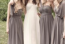 Bridesmaid / We collected some stunning bridesmaid dresses.