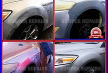 Ford Mondeo Repair London / We repair Ford Mondeo paint scratch, bodywork dent and alloy wheel scratch damage in London, Surrey, Hertfordshire, Essex & Kent