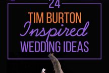 Tim Burton Wedding