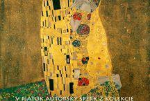 Autorský šperk / Autorský šperk z kolekcie Hommage a Gustav Klimt