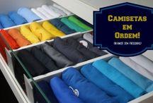 dicas organizar Guarda roupa