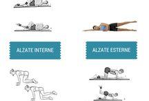 esercizi per il corpo