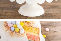 Cakes for Easter