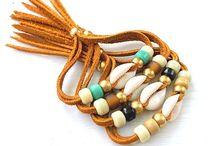 Boho chic inspiration / Boho jewellery to inspire me