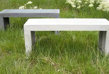 Betonmöbel / Designmöbel aus Beton für Wohnung, Loft, Büro und Laden.