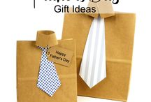 Fathers Day / Get gift ideas, unique cards, and kid-made crafts to celebrate Dad on Father's Day or any day.