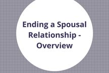 Ending a Spousal Relationship - myOTPP 101