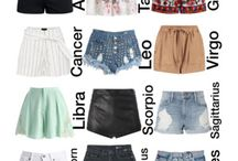 clothes for the zodiac signs
