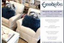 Lee Custom Upholstery Sale