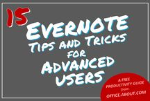 USING EVERNOTE BETTER