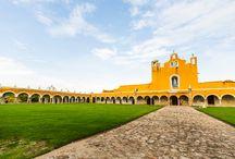 Izamal / Izamal, Yucatán. Pueblo Mágico de México