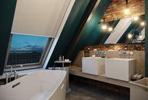 Industrial Bathroom Ideas