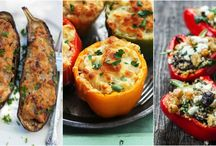 Stuffed veggies