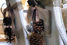 Pinecones  Decorating  Ideas / by Teresa Morris