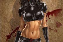 X -  23  /  Wolverine