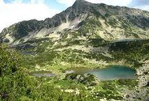 Pirin Mountains / Pirin Mountains | Pirin National Park  Travel in Pirin with Sharlopov Hotels www.parkhotelpirin.com www.sharlopov.eu