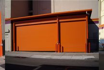 Metal Roll-Up Doors in Manhattan / It's hard to imagine most New York City streets without their roll-up doors. In fact, metal rollup gates in Manhattan are the standard way for most retailers and other locations to efficiently secure their entrances and loading areas.  We understand at Overhead Door Company of The Meadowlands & NYC the many unique ways such metal roll-up doors in Manhattan are used. To accommodate these different applications and needs, we design and offer a wide variety of roll up doors and security grilles.