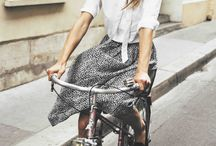 |THINK| STYLISH  ˙ CYCLISTA