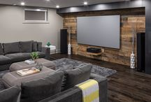 Basement ideas finished