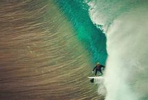 Oceans and surf