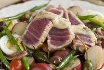 Salades / Ummmmm...salad? / by Kristin Young