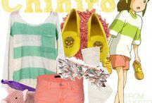 inspired fashion