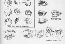 Drawing - Eyes