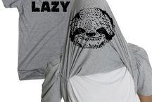 Sloths ^_^