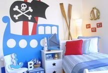 New room Ideas for the toddler  / by Angel