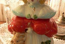 Cookie Jars / by Deborah Liebow