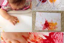 Atividades com bebés