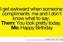 Socially Awkward...That's sooo me
