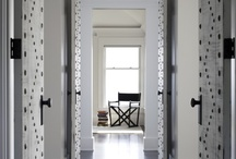 DOORS TO DIE FOR / Dramatic and interesting doors. / by Lisa Dickner-Goulet, Interior Decorator