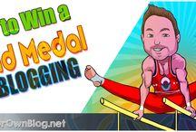 Gteines Blogging w/a Twist