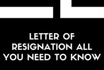 Banking Professionals Resignation Letter Format / These were a couple of resignation letter format that can be extremely useful for banking professionals.