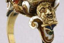 Rings Pierścionki , biżuteria.