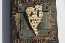 Mixed media & Assemblage