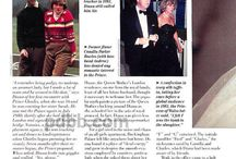 Rare Magazine Articles / Princess Diana