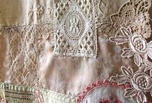 Lace patchwork