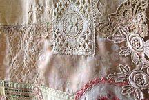 Textil_VINTAGE / Objetos artísticos hechos con textiles antiguos