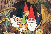 Gnomes and Elves / by Roelina Greeff