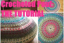 Crochet tuts and patterns / by Sharon Ertl