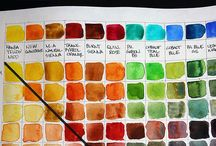 Watercolor tecnica