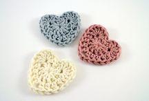 Crochet - Flowers , Butterflies, ...