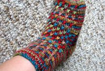 Crochet/Knitting Projects / by Karine Sutherland