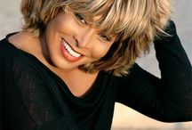 Tina Turner / by Louise Rachovides
