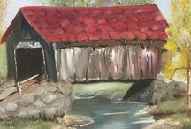 Covered Bridges / by The Apple Barrel