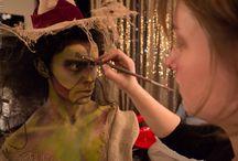 Cuerpo Pintado 22 / Con Maquillaje Tania Roitman
